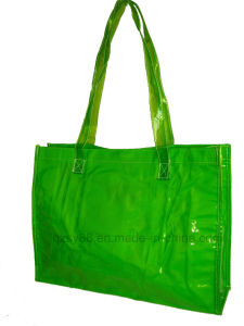 Saco de compra relativo à promoção do PVC do Tote