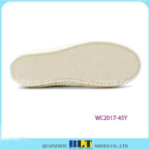 Sapatas ocasionais do estilo da sapatilha do patim da velha escola das mulheres de Blt