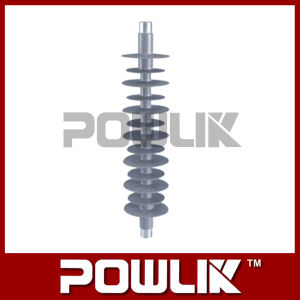 Isolador do polímero para isolar o interruptor