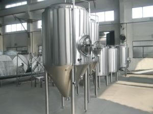 Automatic pequeno Machine para Beer Equipment (JD-B100-2000)