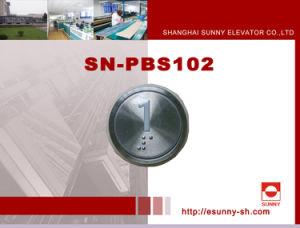 Höhenruder Push Button für Kone (SN-PBS102)