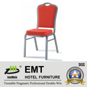 Chaise chaude de banquet de vente de coussin rouge (EMT-510-1)