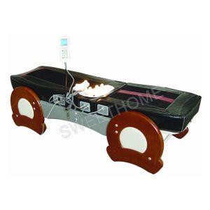 lit de massage thermique lectrique jade plein corps table de massage chauff e infrarouge. Black Bedroom Furniture Sets. Home Design Ideas