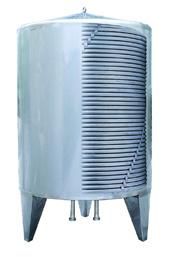 Tanque Jd Tank01 da isolação térmica do leite