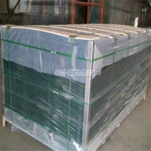Qualitätsgarantie-Curvy geschweißter Maschendraht-Zaun