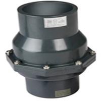 Clapet anti-retour d'oscillation de PVC
