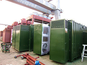 Природный газ Generator 500kw Avespeed 500gjz1-Pwt-Esm3