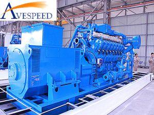 Специализированное Avespeed 20кВт-2000кВт и Испытанное Электричество 4 Ходов Производя Тепловозный Генератор