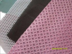 Tela do poliéster do engranzamento do ar (MF04)