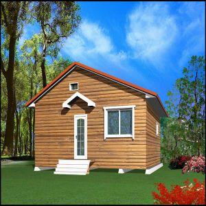 Casa modular de acero casas de acero ligeras de la quilla - Casa modular acero ...