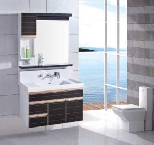 PVC虚栄心の浴室用キャビネット(JTA-092)