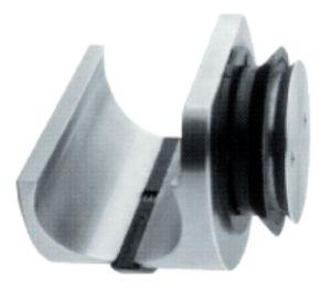 Bujão de vidro da porta de vidro de deslizamento do aço inoxidável (FS-814)
