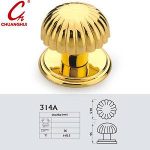 Mushroom (314)の形をした金Door Knob
