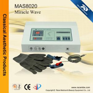 Matériel de beauté de solvant de ride d'onde de miracle et de levage de face (MAS8020)
