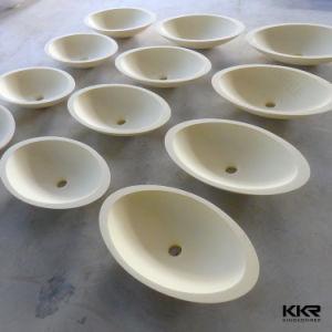 Lavabo ext rieur solide acrylique moderne de salle de for Lavabo exterieur