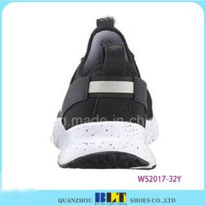 Sapatas atléticas ocasionais intemporais do esporte do estilo da sapatilha das mulheres de Blt