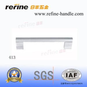 Poignée en aluminium de matériel de meubles (L-413)