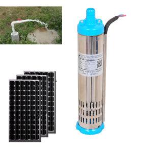 MPPT Controller構築のの3t/H Solar Submersible Pumps
