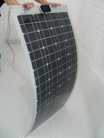 Панель Солнечных Батарей Фотоэлемента Серии 2W -300W Avespeed 125 Semi Гибкая