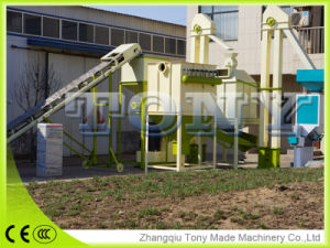 5-6t CE Approved Warranty 3years High Efficiency Bioenergy Pellet Plant (TYJ 800-II)