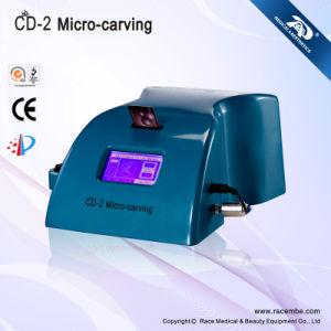 Thérapie légère et machine d'épluchage de diamant utilisée dans la clinique médicale (CD-2)