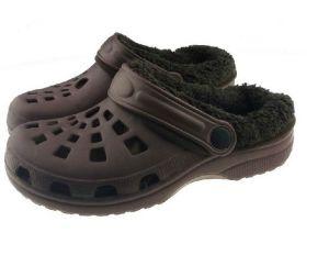 De EVA morna das sandálias/inverno de EVA do inverno interno da forma da alta qualidade obstruções