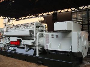 комплект генератора 100kw CNG