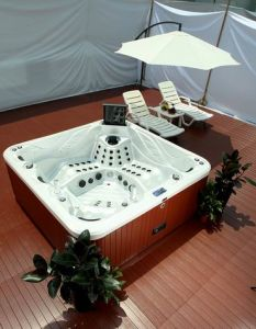 Adulte portable A611 SPA Massage Jzcuzzi