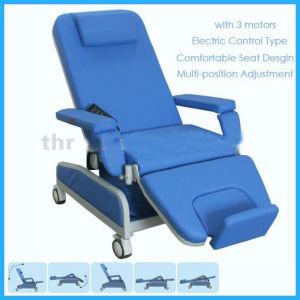 Cadeira el trica da di lise do hospital thr dc510 for Sillas para hospital