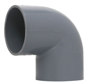 Té DIN Pn10 normal d'ajustage de précision de pipe de PVC