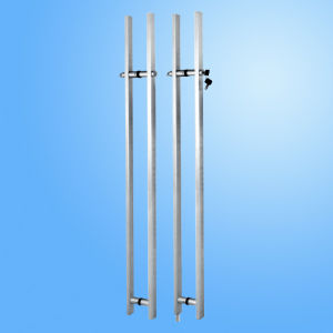 Alça de porta de chuveiro deslizante de aço inoxidável (FS-601)