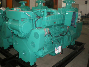 Утверждения ISO CE: 3000kw Champion Generator Set From Factory