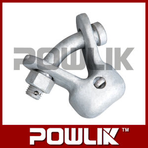 Esfera Clevis Link Fittings para High Voltage Line