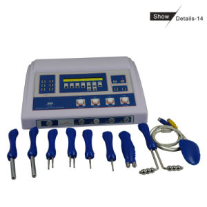 Bio Microcurrent Beauty Equipment avec ISO13485 depuis 1994