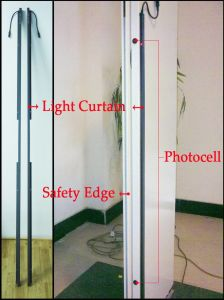 InfrarotElevator Light Curtain für Schindler (SN-GM2)