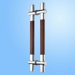 Punho de porta de vidro da tração (FS-1928)