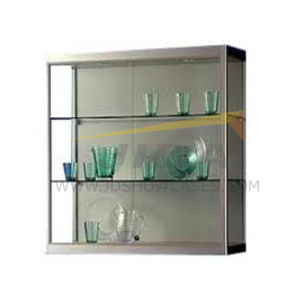 mur en aluminium vitrine cabinet jd w100 mur en. Black Bedroom Furniture Sets. Home Design Ideas