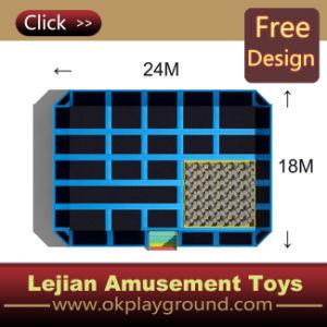 CE populaire de haute qualité Lits Trampoline (TP1201-6)