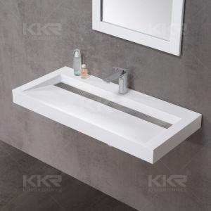 Lavabo ext rieur solide de salle de bains de pierre de for Lavabo exterieur
