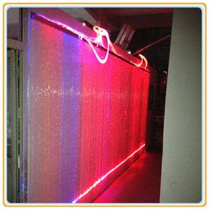 Licht van het Gordijn van de Waterval van de Verlichting van de vezel het Optische