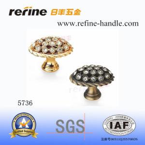 Bouton chaud de diamant de matériel de meubles de vente (Z-5736)