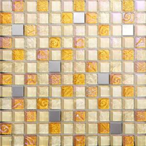 유행 디자인 금속 유리벽은 패턴 거실 식당 화장실 벽 도와를 ...