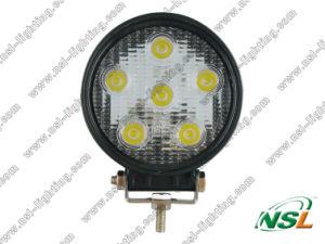 Alliage d'aluminium Flood / Spot LED éteinte Témoin de route (NSL-1806-18W)