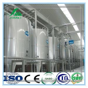 Ligne de production de yaourt au lait Diagramme de flux Machines