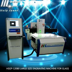 laser de 3D Large Size Engraving Machine pour Crystal (HSGP-L)