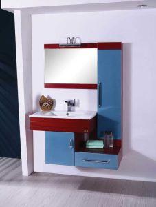 Sanitarywareの虚栄心PVC浴室用キャビネット(2100)