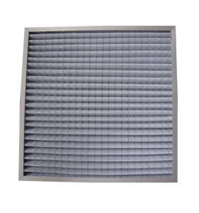 Wasbare Opvouwbare Filter