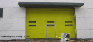 Porta industrial Uplifting automática