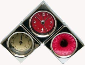Horloge d'alarme de bureau de cadeau (KV3033)