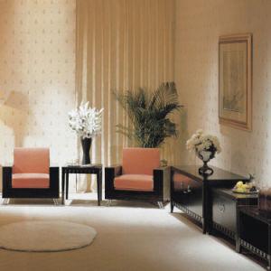 Roi-Lit de meubles d'hôtel d'étoile réglé (EMT-A0654)